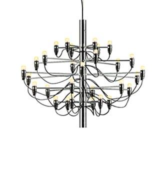 2097 Takkrona 50 lampor
