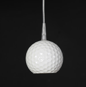 Golfserien pendellampa